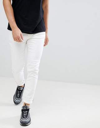 Blend of America Cirrus Skinny Jeans in White