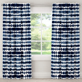 Lulu & Georgia Obu Stripe Curtain Panel