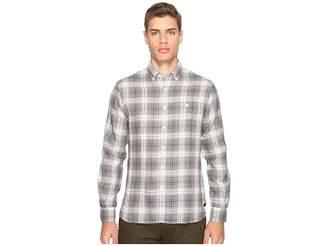 Todd Snyder Linen Check Shirt Men's Clothing