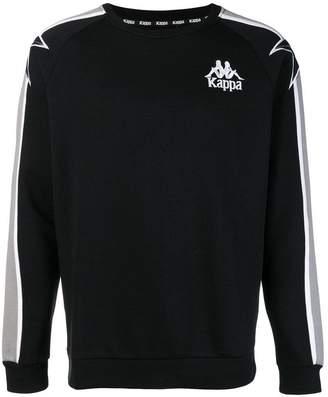 Kappa embroidered logo sweatshirt