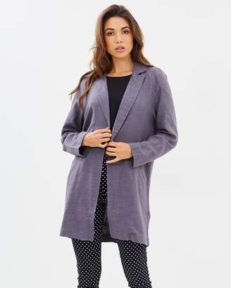 Forcast Dakota Boyfriend Blazer
