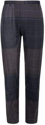 Stephan Schneider Check Trousers