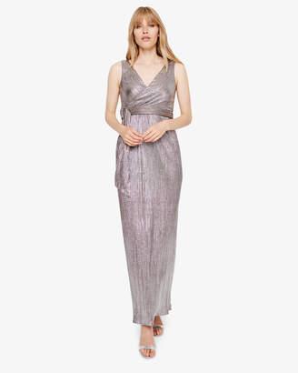 Phase Eight Hazar Metallic Maxi Dress