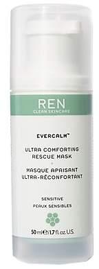 REN Evercalm Ultra Comforting Rescue Mask, 50ml
