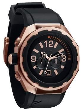 Nixon A3131098 Steelcat Rose Gold / Men's Watch