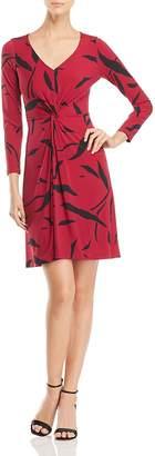 Leota Charlotte Twist-Front Dress