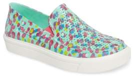 Crocs TM) CitiLane Roka Graphic Slip-On Sneaker
