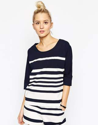 The Laden Showroom X I Love Friday Bold Stripe Top