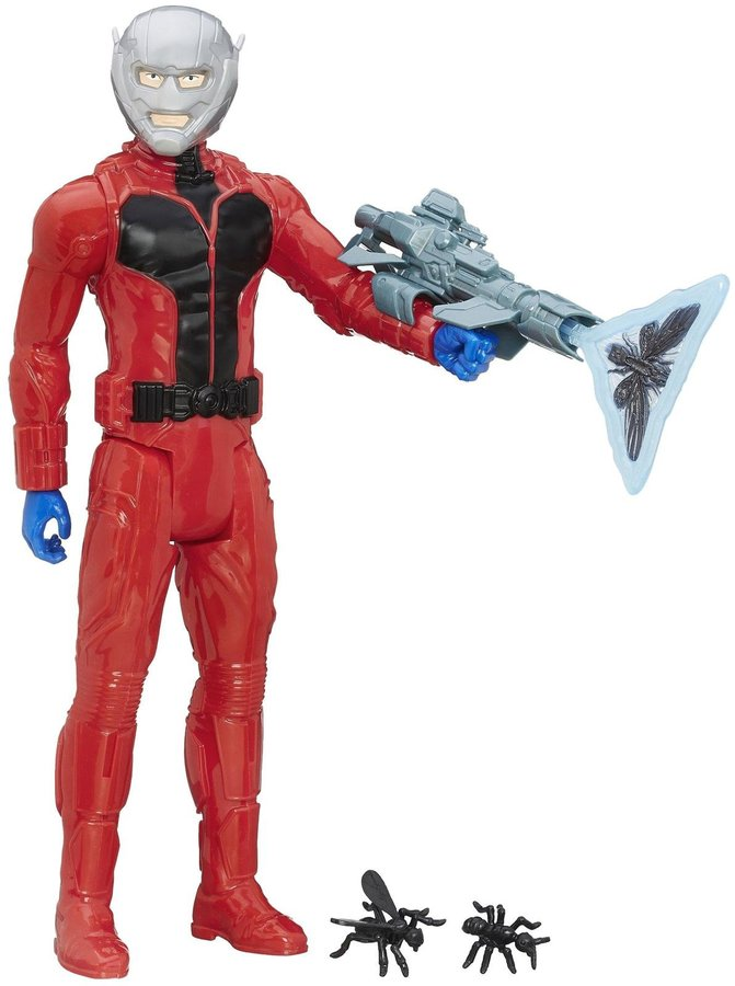 AVENGERS Avengers Ant-Man Titan Hero With Gear