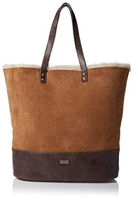 Australia Luxe Collective Women's Brooklyn Double Face Shearling Tote