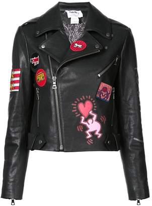 Alice + Olivia Alice+Olivia cody biker jacket