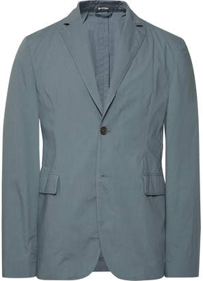 Acne Studios Grey Antibes Slim-Fit Unstructured Stretch-Cotton Suit Jacket
