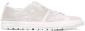 Marsèll perforated panel trainers