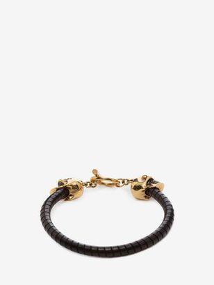 T-Bar Skull Bracelet