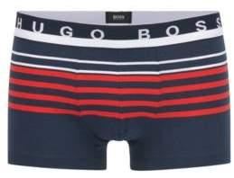 BOSS Hugo Striped Trunk Trunk Multistripes XXL Dark Blue