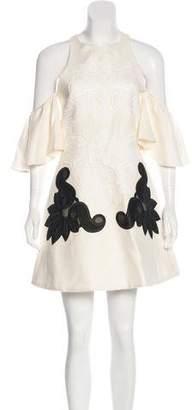 Fausto Puglisi Linen Casual Dress