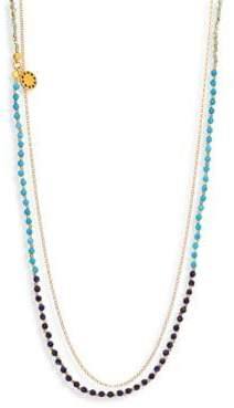 Astley Clarke Ocean Degrade Biography Necklace