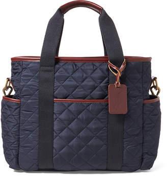 Ralph Lauren Sadie Quilted Changing Bag