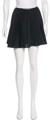 Ohne Titel Pleated Mini Skirt