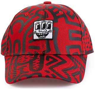 Études Cloud all over Keith Haring cap