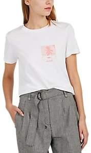 "Ksubi Women's ""Passé"" Cotton Jersey T-Shirt - White"
