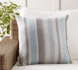Pottery Barn Sunbrella®; Dayren Stripe Indoor/Outdoor Pillow