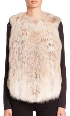 The Fur Salon Fur Vest