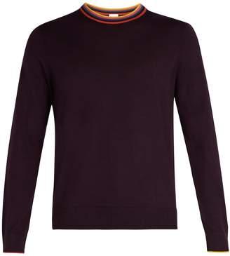 Paul Smith Artist Stripe wool sweater