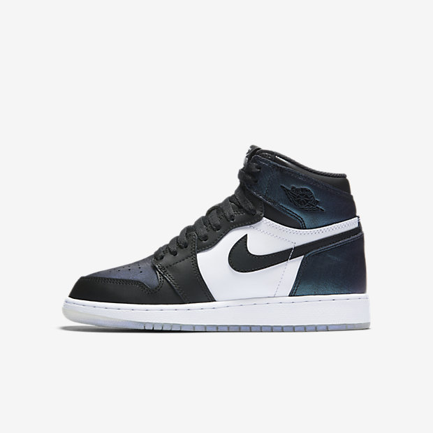 Air Jordan 1 Retro High OG Big Kids' Shoe 8