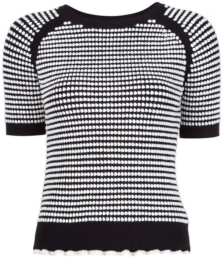 3.1 Phillip Lim shortsleeved knit top