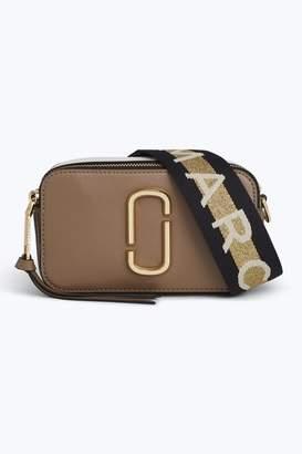 CONTEMPORARY Logo Strap Snapshot Small Camera Bag