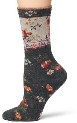 Ozone Women's Mona Linen Socks