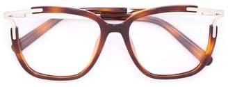 Chloé Eyewear square frame glasses