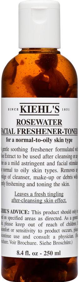 Rosewater Facial Freshener-Toner