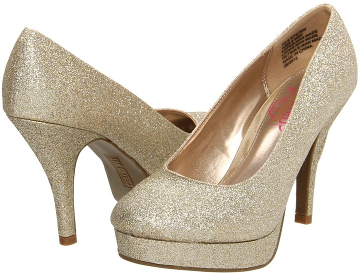 Unlisted File System (Champagne) - Footwear