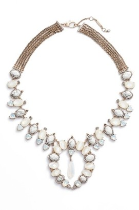 Women's Jenny Packham Wanderlust Collar Necklace $225 thestylecure.com