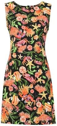 Isolda 'Sofie' printed dress