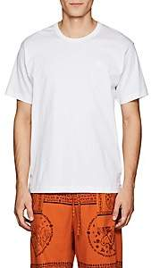 Acne Studios Men's Nash Cotton T-Shirt - White