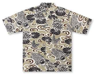 Reyn Spooner Men's Spooner Kloth Classic Fit Hawaiian Shirt