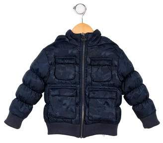Appaman Fine Tailoring Boys' Hooded Puffer Jacket
