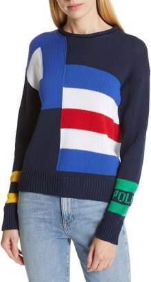 Polo Ralph Lauren Signal Flag Sweater