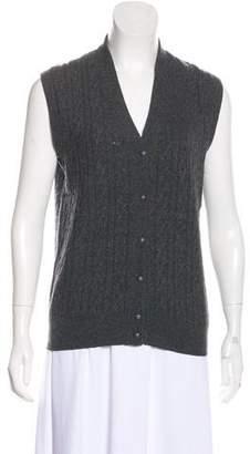 Valentino Cashmere Knit Vest