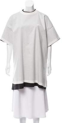 Vetements x Hanes Oversize Layered T-Shirt