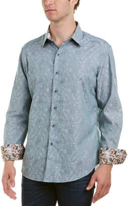 Robert Graham Garden Lake Classic Fit Woven Shirt
