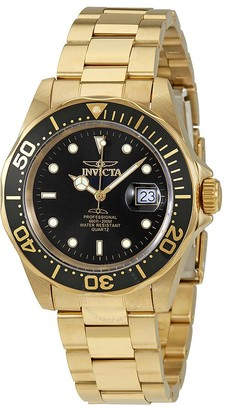 Invicta Mako Swiss Pro Black Dial Men's Watch
