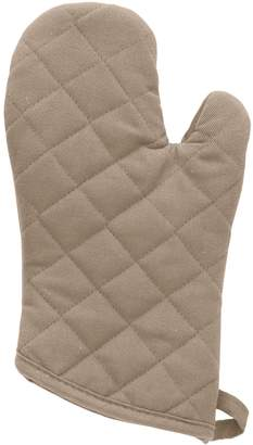 Distinctly Home Twill Oven Mitt