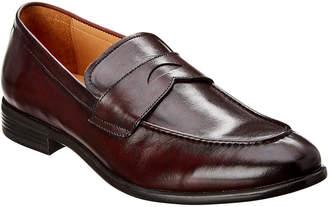 Warfield & Grand Flint Leather Loafer