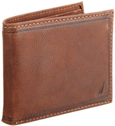 Nautica Men's Gunwale Passcase Wallet
