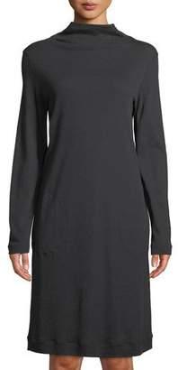 Hanro Liara Long-Sleeve Short Gown