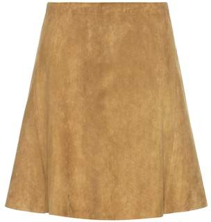 Stouls Swing suede skirt